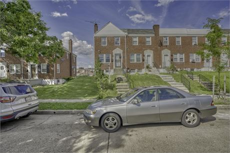 4100 Ardley Ave, Baltimore, MD 21213