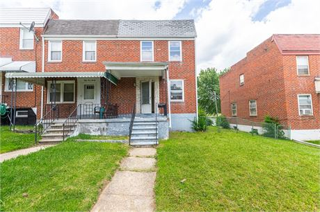 5422 Force Rd, Baltimore, MD 21206