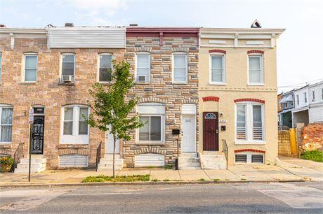 2215 E Madison St, Baltimore, MD 21205