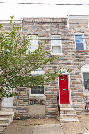 2603 Jefferson St, Baltimore, MD 21205