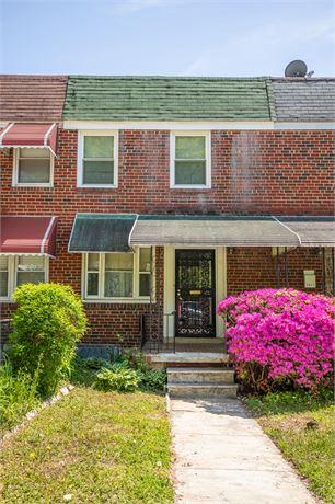 5019 Schaub Ave, Baltimore, MD 21206