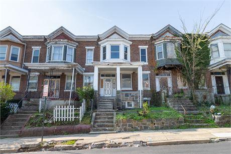 2905 Presstman St, Baltimore, MD 21216