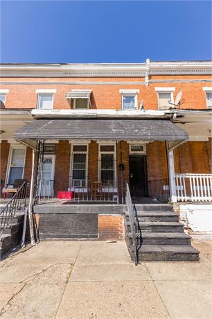 2056 Kennedy Ave, Baltimore, MD 21218