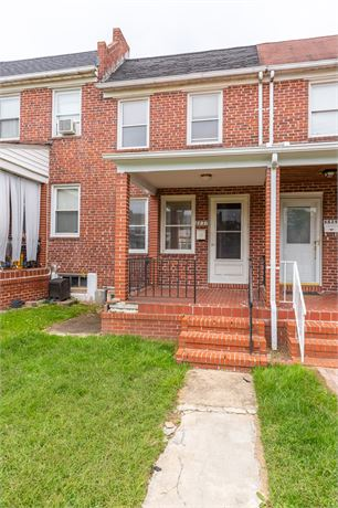 6831 Eastbrook Ave, Baltimore, MD 21224