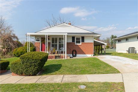 7504 Marston Rd, Gwynn Oak, MD 21207