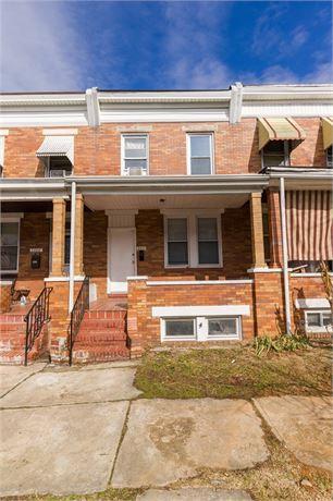3310 Kenyon Avenue, Baltimore, MD 21213