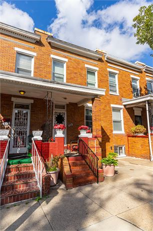 1102 N Luzerne Ave, Baltimore, MD 21213