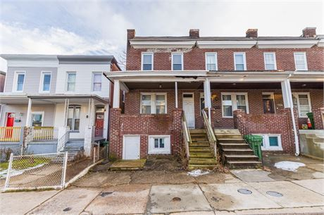 621 Cator Ave, Baltimore, MD 21218