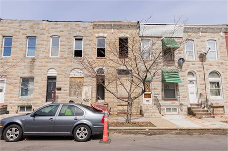 1610 Federal St, Baltimore, MD 21213