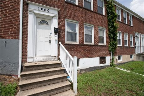 1660 E Cold Spring Ln, Baltimore, MD 21218