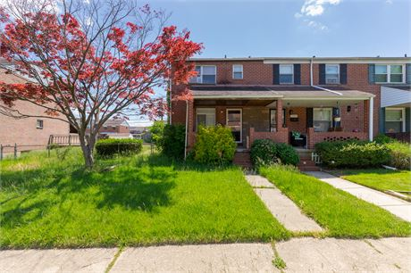 1157 Foxwood Ln, Essex, Baltimore County, MD 21221
