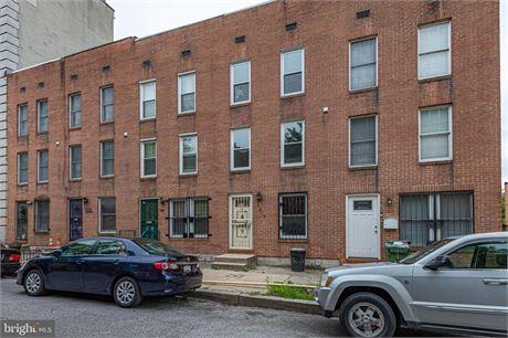 1218 Etting St. Baltimore, MD 21217