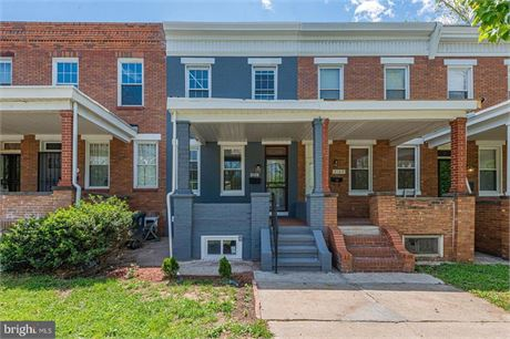 3105 Dudley Ave. Baltimore, MD 21213